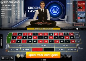 Casino online roulette systeem