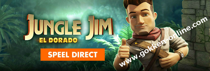 jungle jim el dorado direct spelen