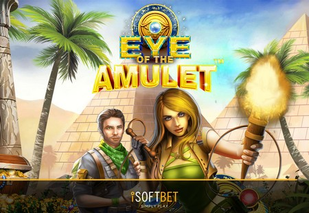 iSoftBet Eye of the Amulet Slot
