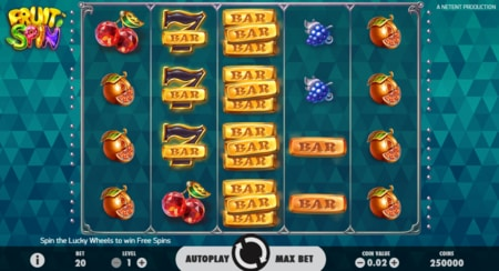 Fruit Spins slot game